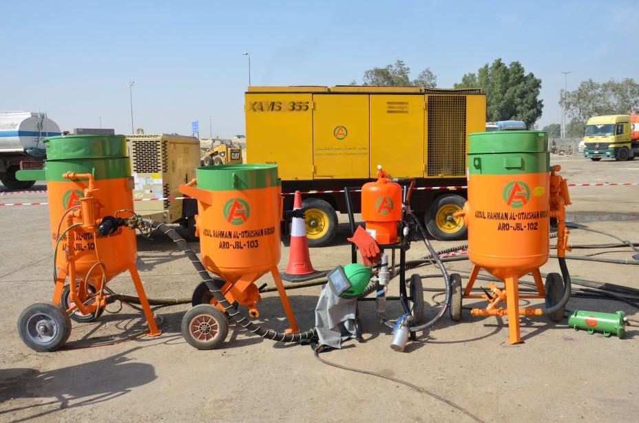 Industrial Services   Abdulrahman Al-Otaishan & Sons Group CO
